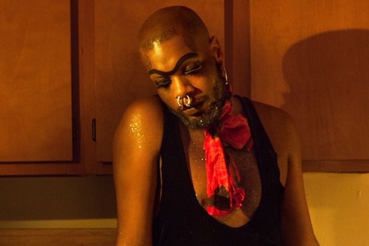 Listen to serpentwithfeet's Lush New Track 'blisters'