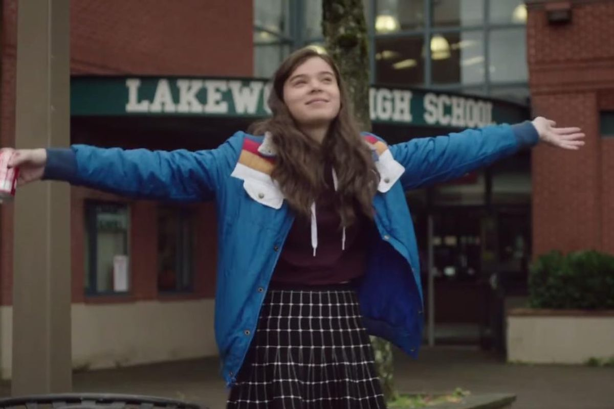 Watch the Trailer for Hailee Steinfeld's Coming-of-Age Movie, 'Edge of Seventeen'