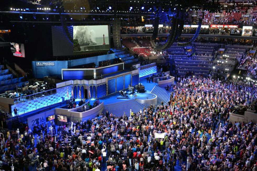 Climate Change Takes Center Stage at DNC
