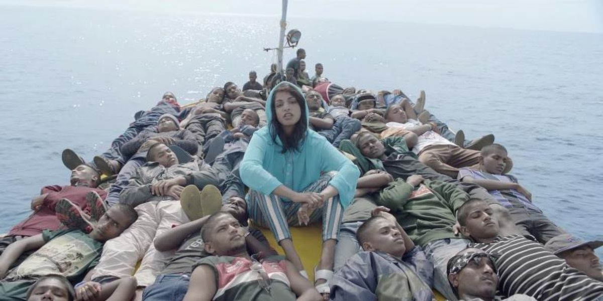"""M.I.A. Calls Out The VMAs For Promoting """"Racism, Sexism, Classism, Elitism"""""""