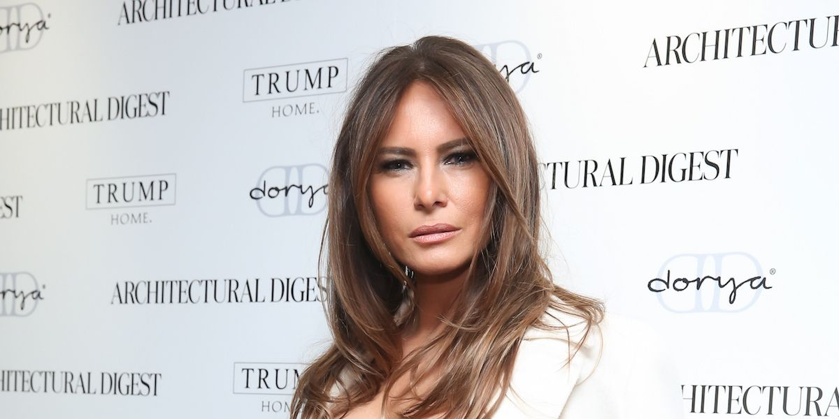 UPDATE!!! Melania Trump's Website Has Disappeared From The Internet