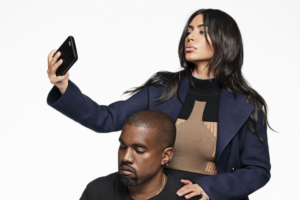 Rapid Fire Highlights From Kim and Kanye's Insane and Amazing Harper's Bazaar Interview