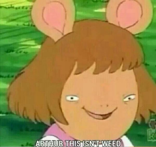 Arthur Memes Have Officially Taken Over The Internet , PAPER