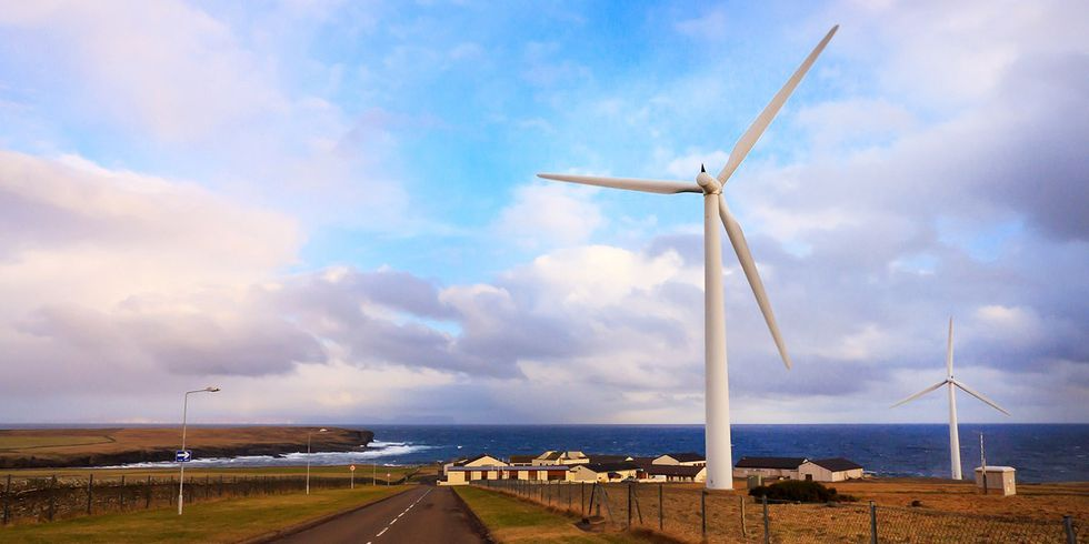 UK Breaks Renewable Energy Record