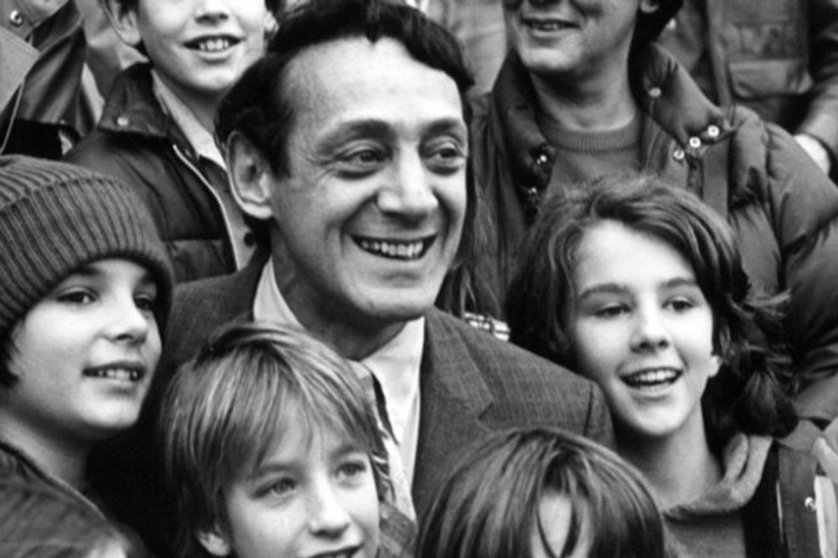 US Navy To Name Ship After Gay Activist Icon Harvey Milk