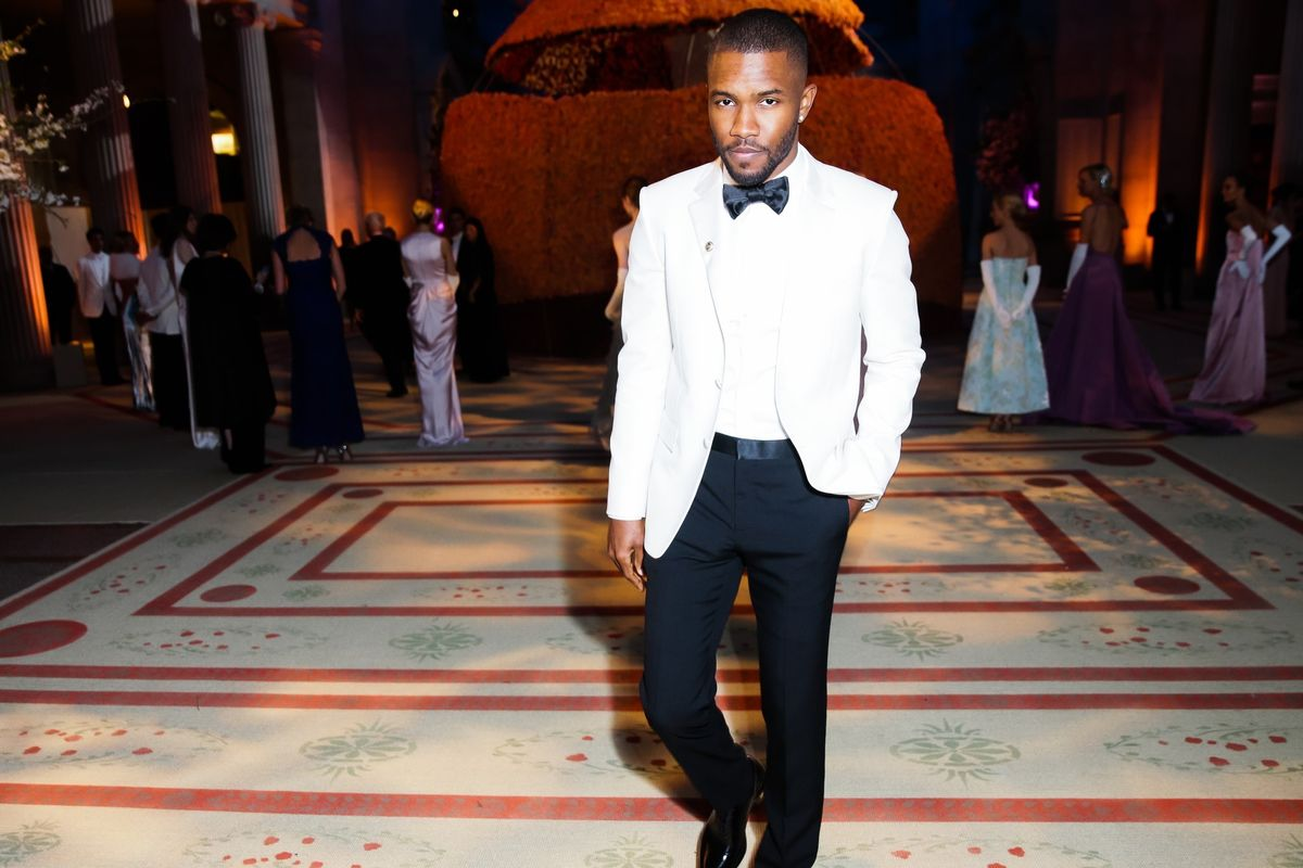 UPDATE: Frank Ocean's Album Is Out This Friday