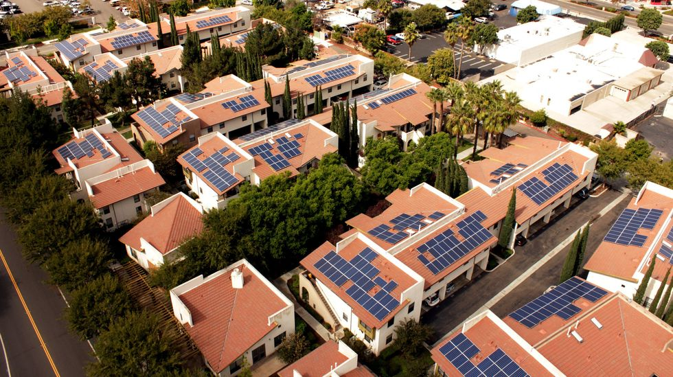 50 Most Solar-Saturated Zip Codes in California