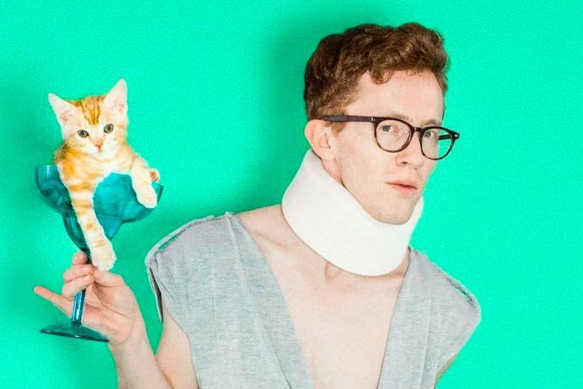 TV Writer and Comedian Bridger Winegar on Weird Internet Communities and Feeling Like a Human Being for the First Time