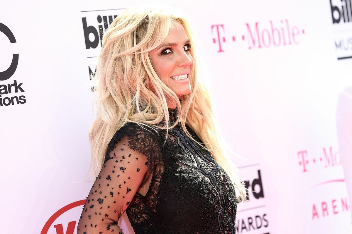 """Britney Spears """"Forgot"""" She Met Taylor Swift"""