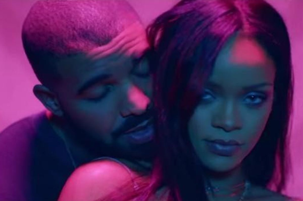 Watch Drake and Rihanna Once Again Flirt On Stage at OVO Fest