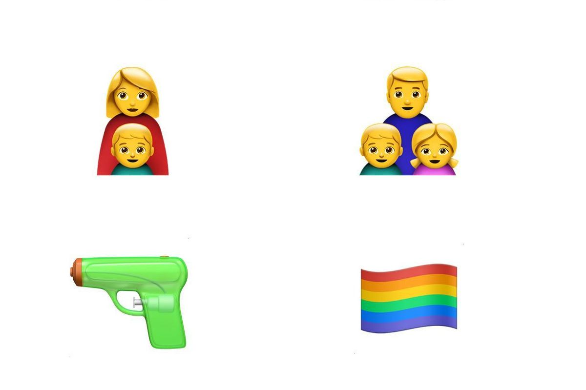 Apple Announces Over 100 New Inclusive Emojis