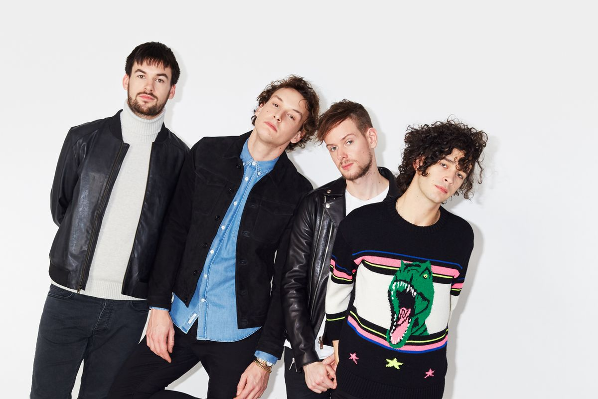 The 1975 Want to Be Your Band