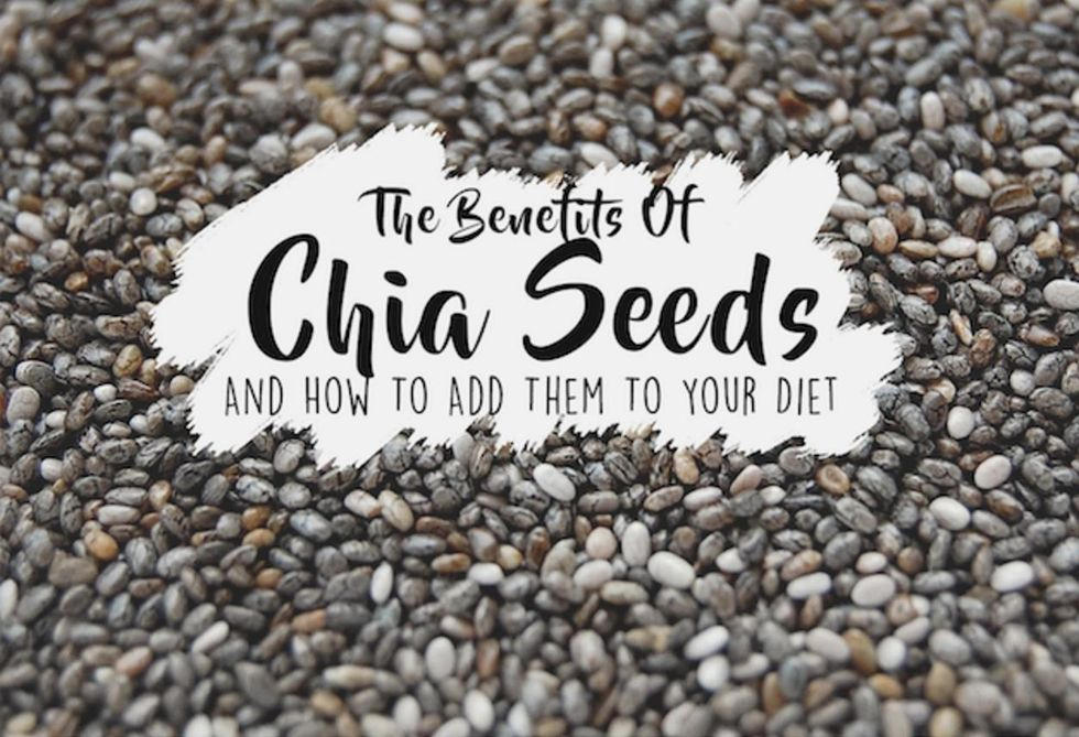 5 Health Benefits of Chia Seeds and How to Add Them to Your Diet