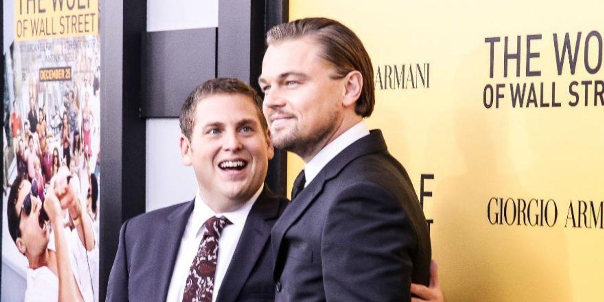 Leonardo DiCaprio Is a Very Bad Friend