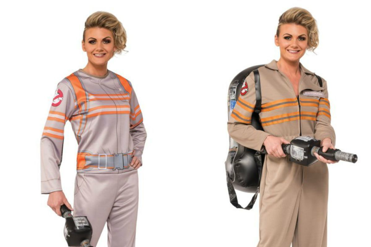 What The Fuck Are These Ghostbusters Halloween Costumes?