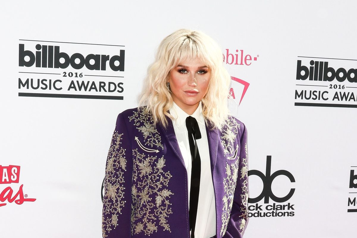 Kesha Drops Her Case Against Dr. Luke in California