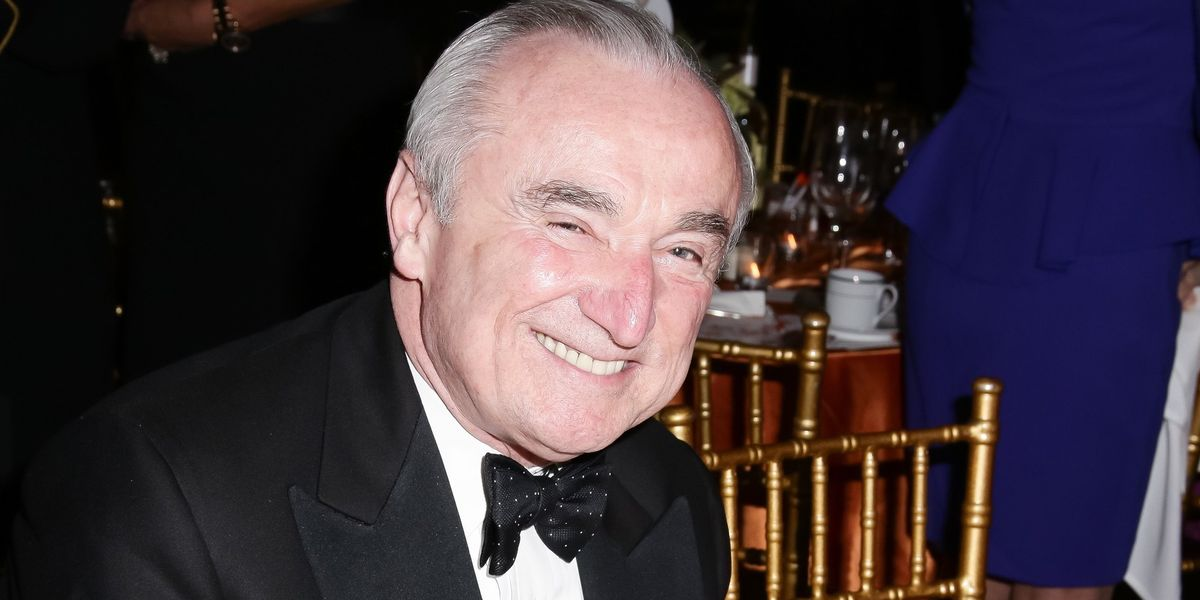 NYPD Commissioner Bill Bratton Is Resigning
