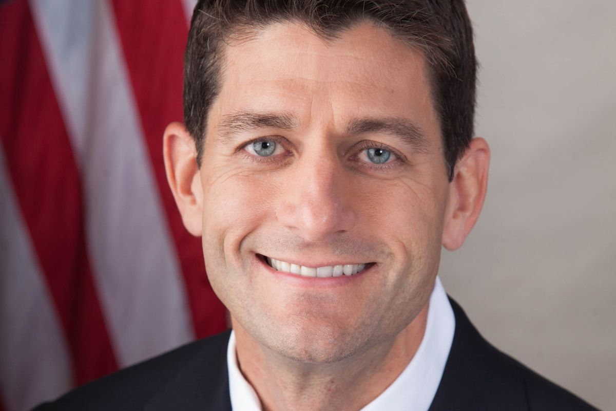 Does Paul Ryan Support Harambe The Gorilla For President?