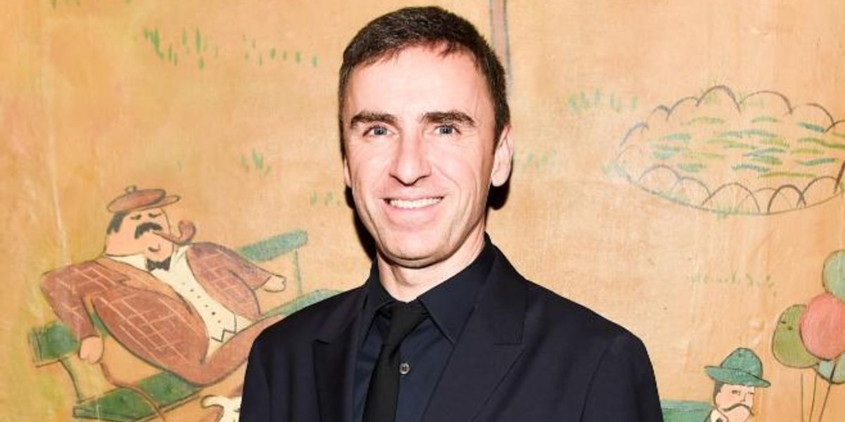 Does Raf Simons Have What It Takes to Be Calvin Klein's $10 Billion Dollar Man?