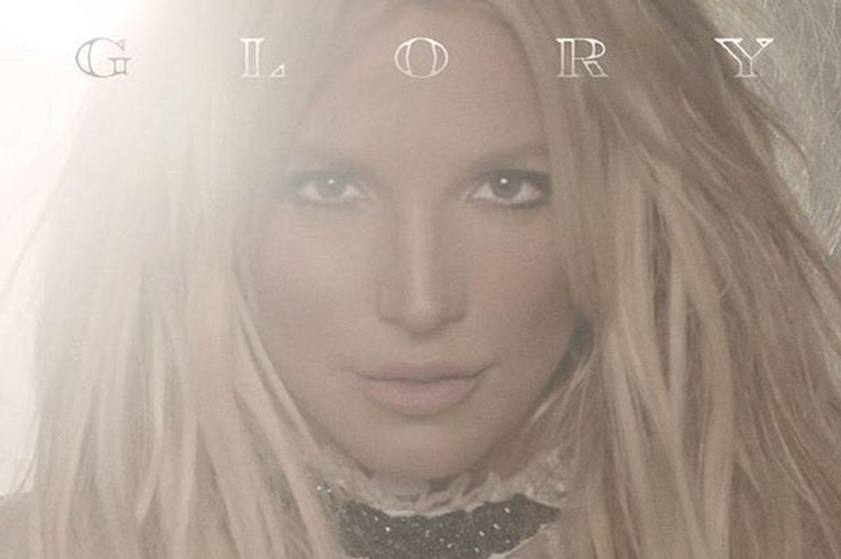 Britney Spears' New Album Is Nigh
