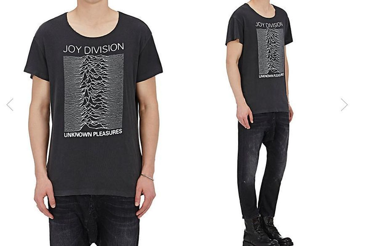Barneys Has A Bunch Of $200+ Band Tees For Sale