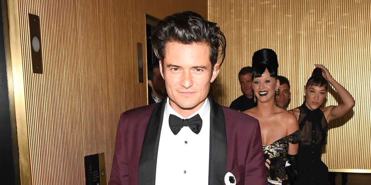 NSFW Update: Orlando Bloom Is The Naked Paddleboarder Of Your Dreams