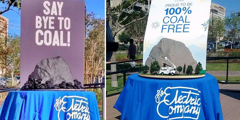 El Paso Electric Is Proud to Be 100% Coal Free