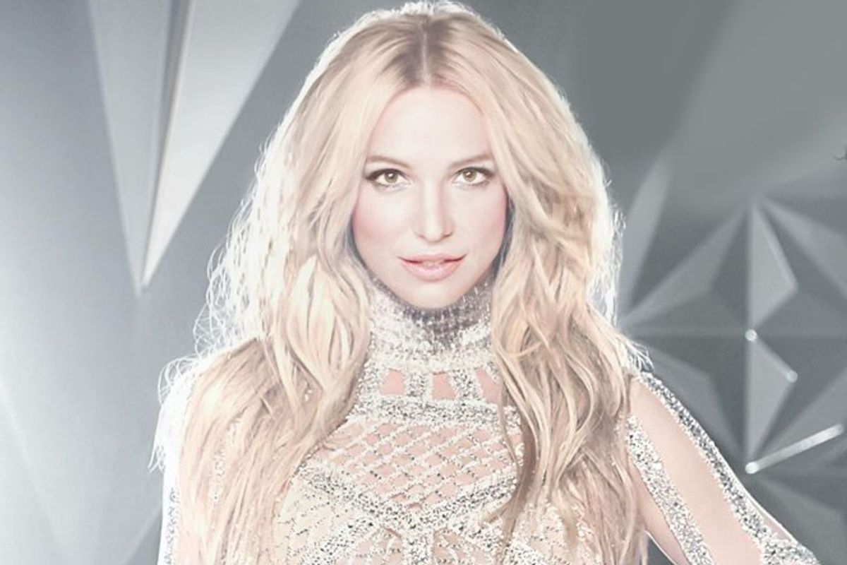 "Stream Britney Spears' New Single, ""Private Show"""