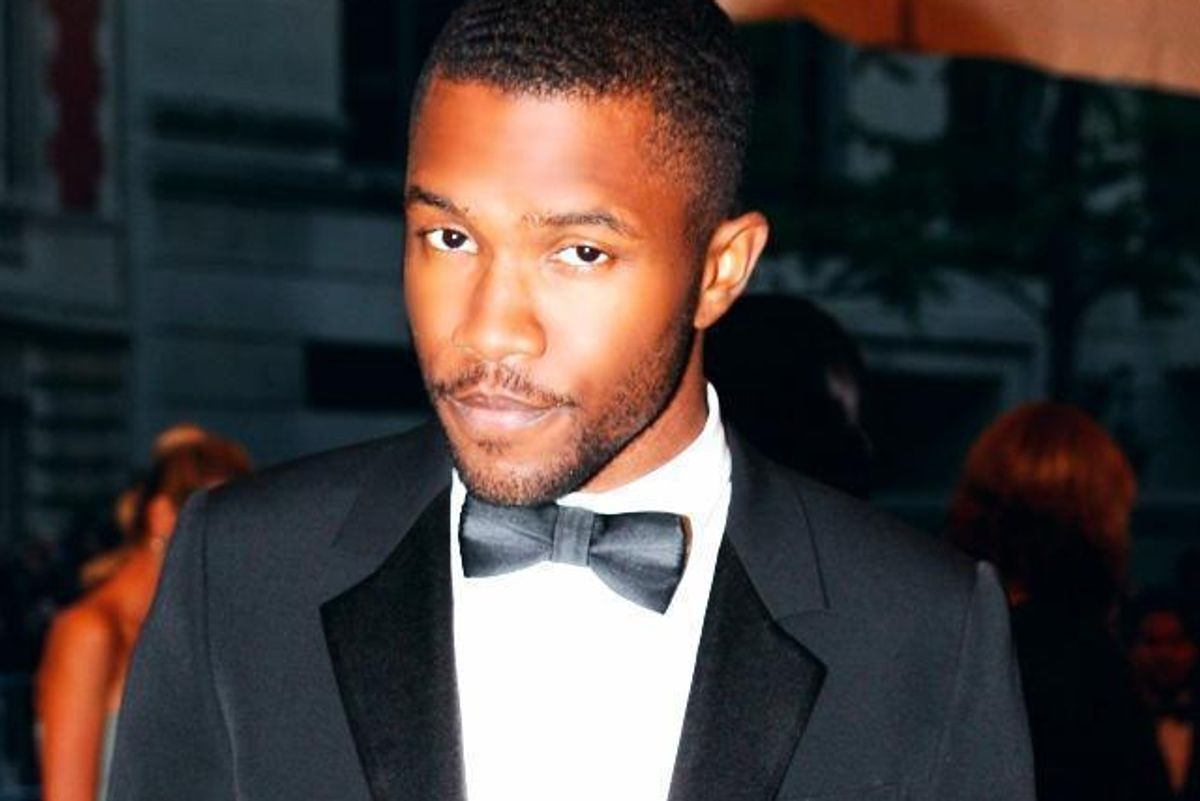 A Maddening New Theory About The Frank Ocean Release Date