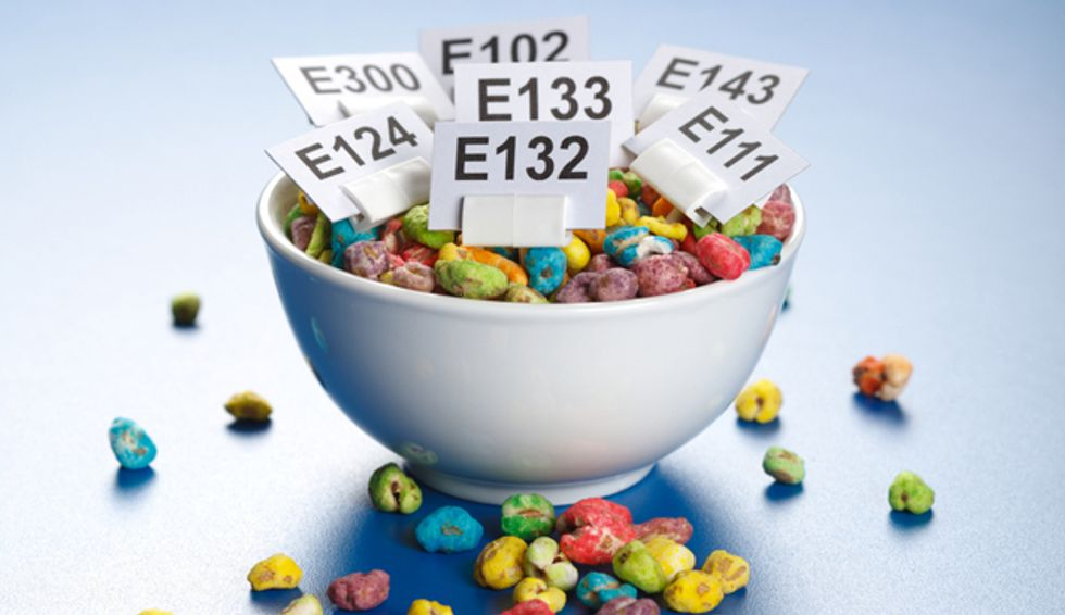 6 Common Food Additives Legal in America But Banned Abroad