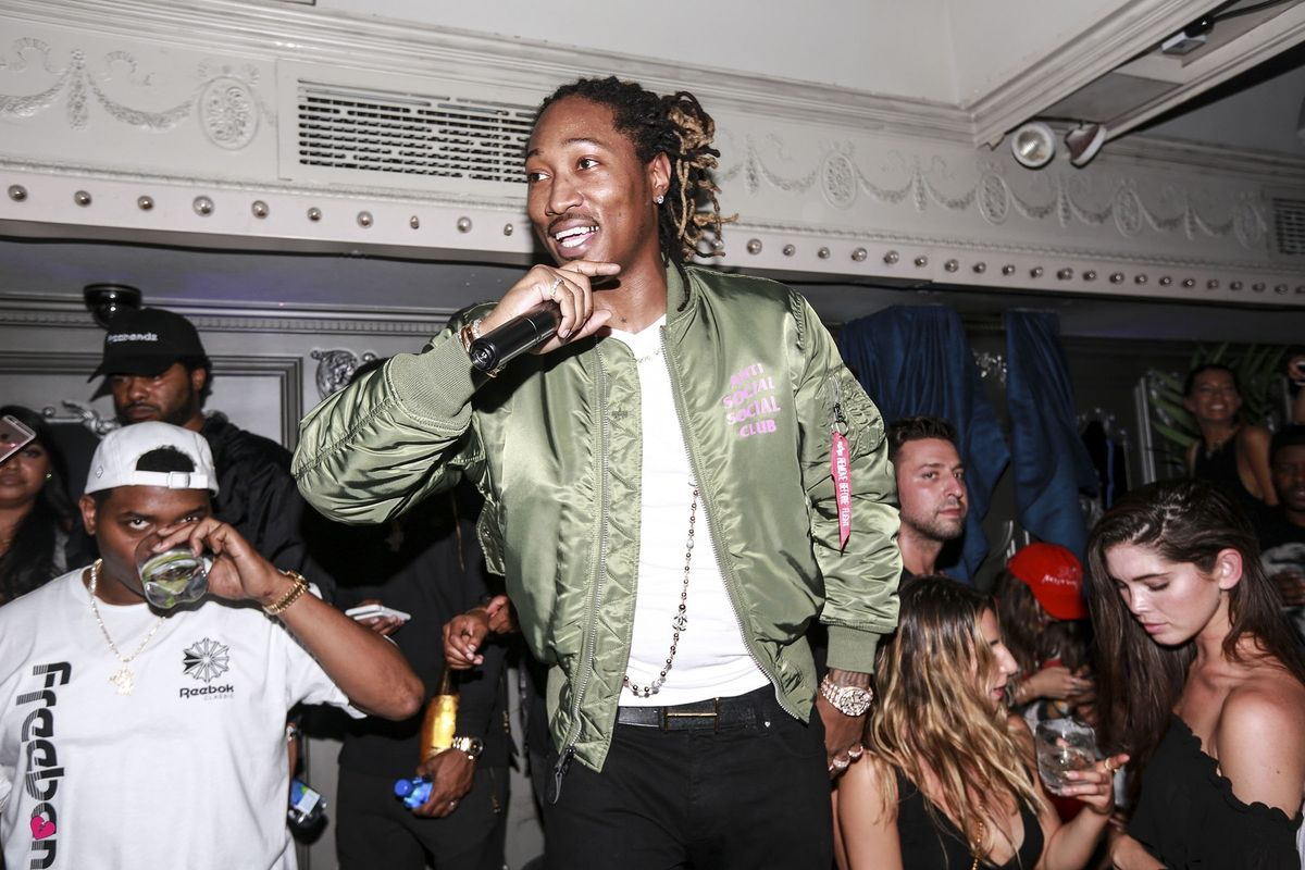 Future Hosted An After Party At Up&Down And It Was Lit