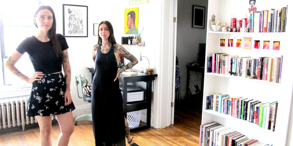 Meet the Witchy Brooklyn Artists Behind the Small Spells Tarot Deck