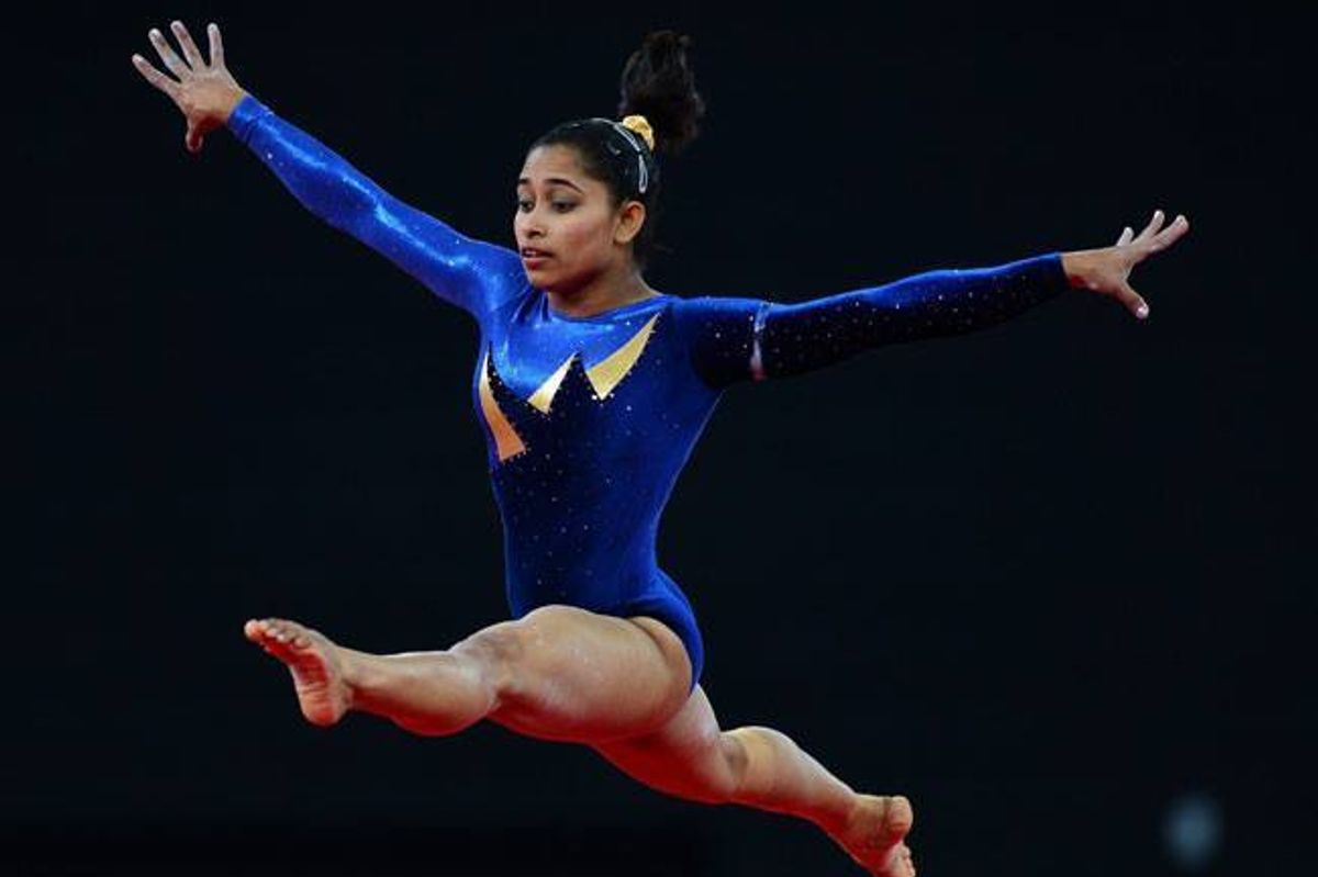 The Indian Gymnast Making History