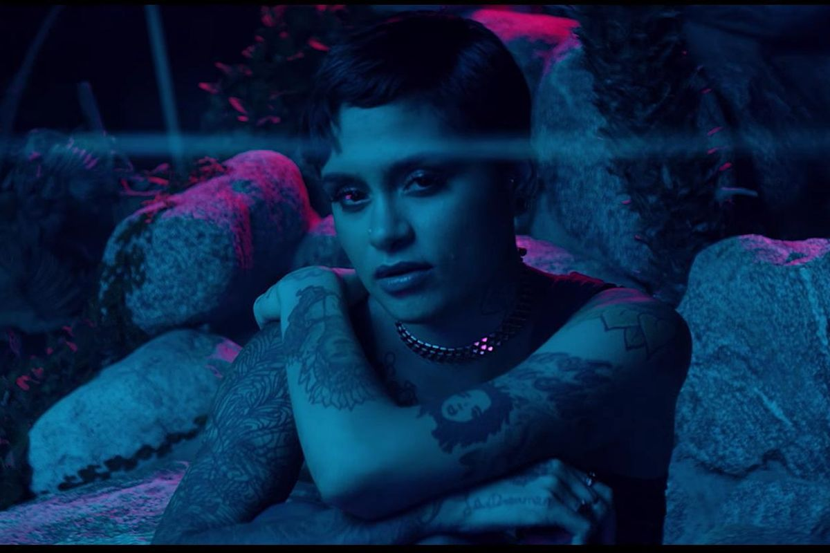 """Watch Kehlani's Sultry New Video For """"Gangsta"""""""