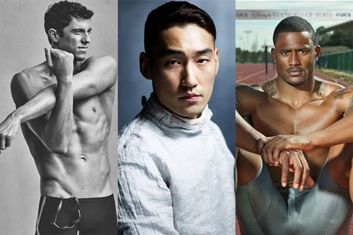 Who Is the Hottest 2016 Summer Olympian?