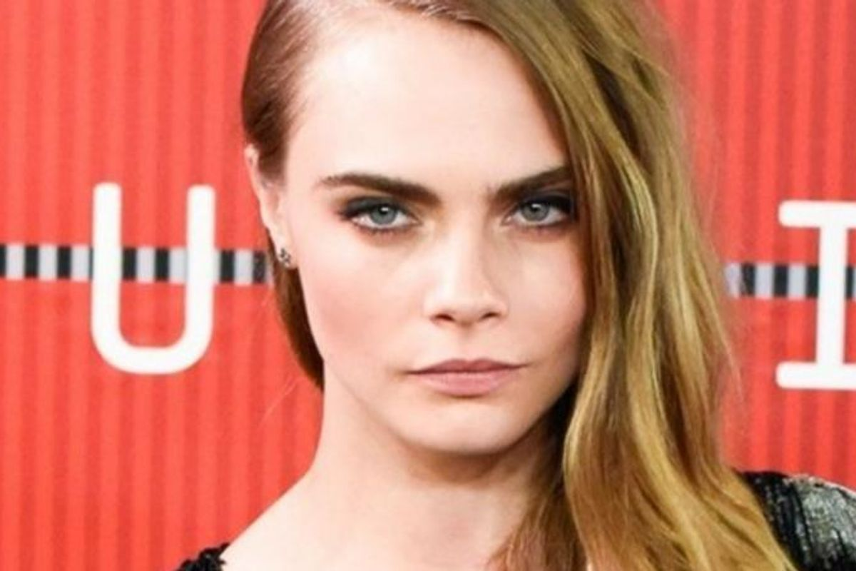 Cara Delevingne Speaks About Suicidal Thoughts and Self-Harm in a Brave New Interview