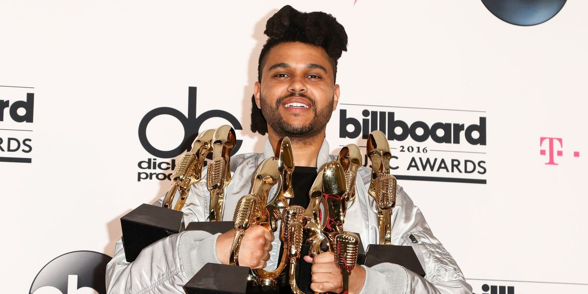 The Weeknd Donates $250,000 To Black Lives Matter