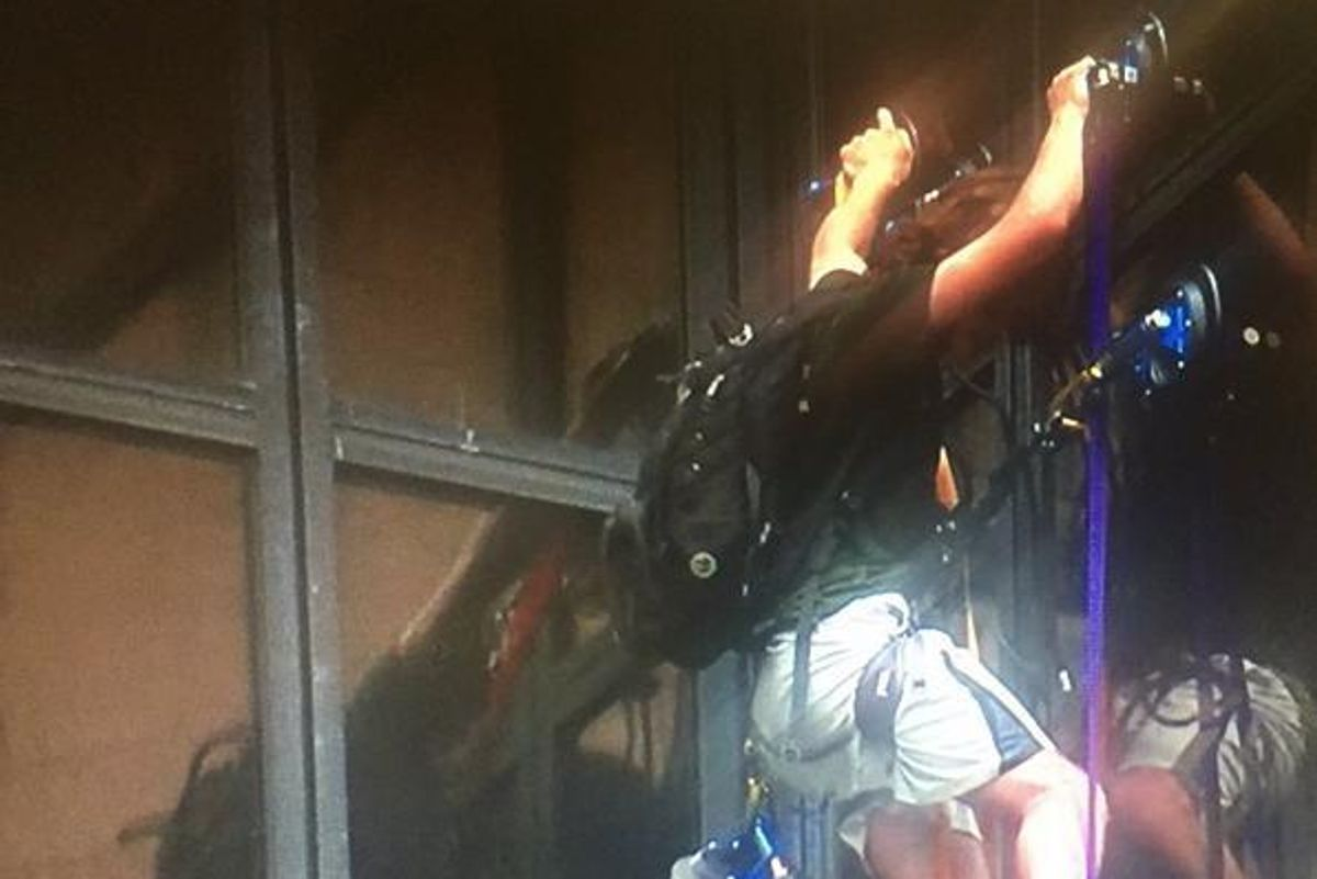 UPDATE: The Man Who Scaled Up Trump Tower with Suction Cups Is Now In Police Custody