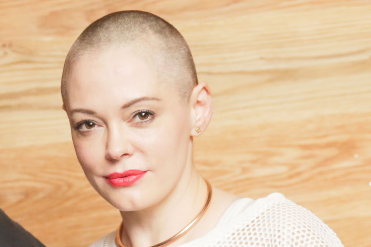 Rose McGowan Asks Media to Stop Covering Trump in Open Letter