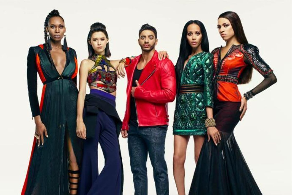 Watch the trailer for Strut, the new reality series about trans models