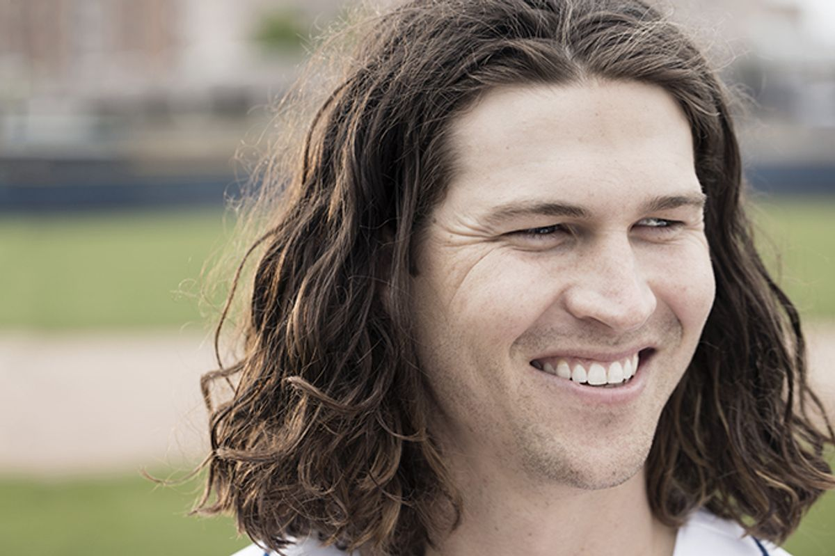 Baseball's Long-Haired Hotties