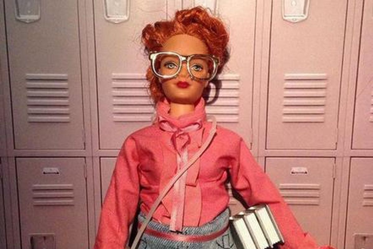Someone Turned Barb From 'Stranger Things' Into A BARBIE
