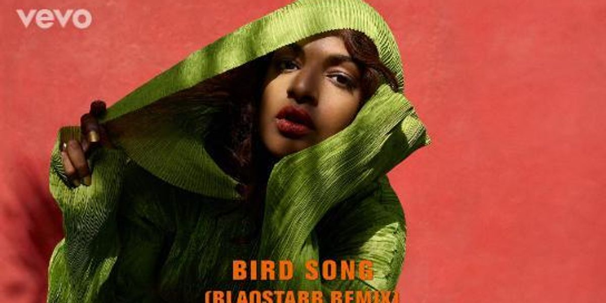 """M.I.A. Releases Blaqstarr-Produced """"Bird Song"""""""