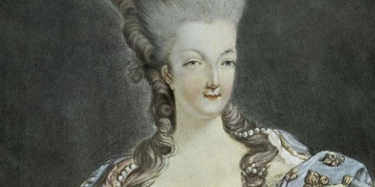 Kanye West: Kim Is The New Marie Antoinette