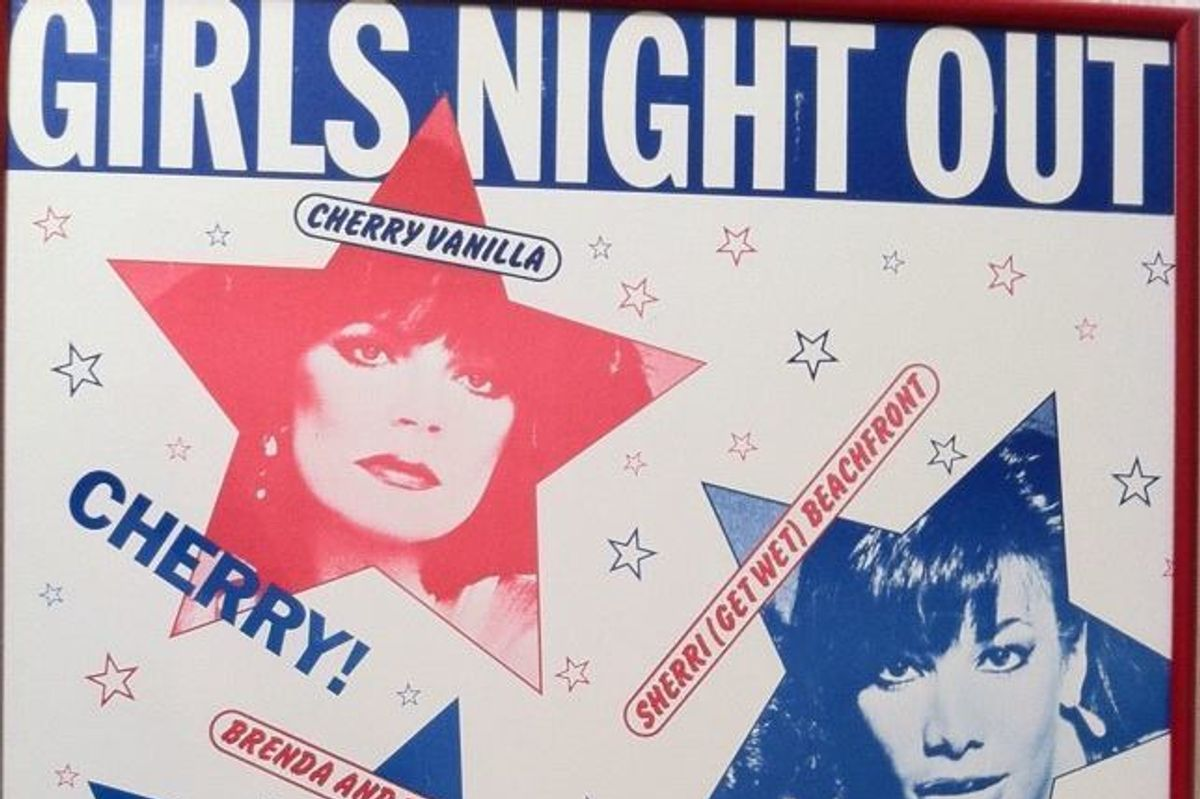 """Gabriel Rotello On His Wild '80s """"Downtown Divas"""" Shows That Made NYC Clubs Rock"""