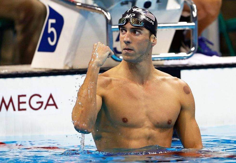 What Is Cupping and Why Are Olympic Athletes Like Michael Phelps Doing it?