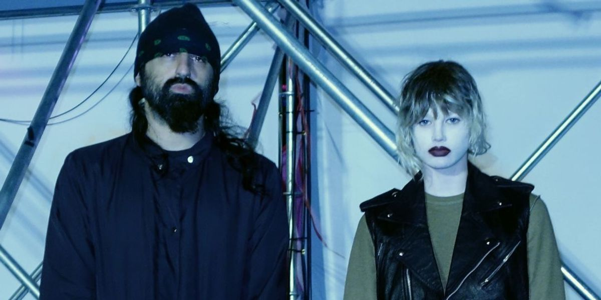 "Crystal Castles Previews Latest 'Amnesty' Track ""Chloroform"""