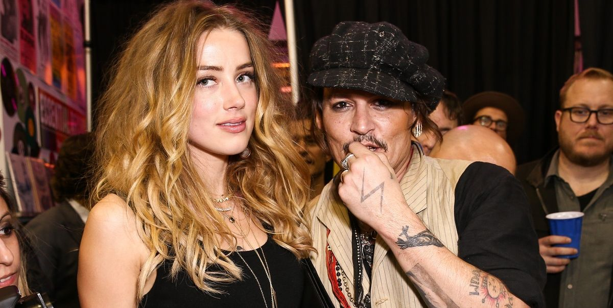 Leaked Home Video Reveals A Drunken Johnny Depp Raging At Amber Heard