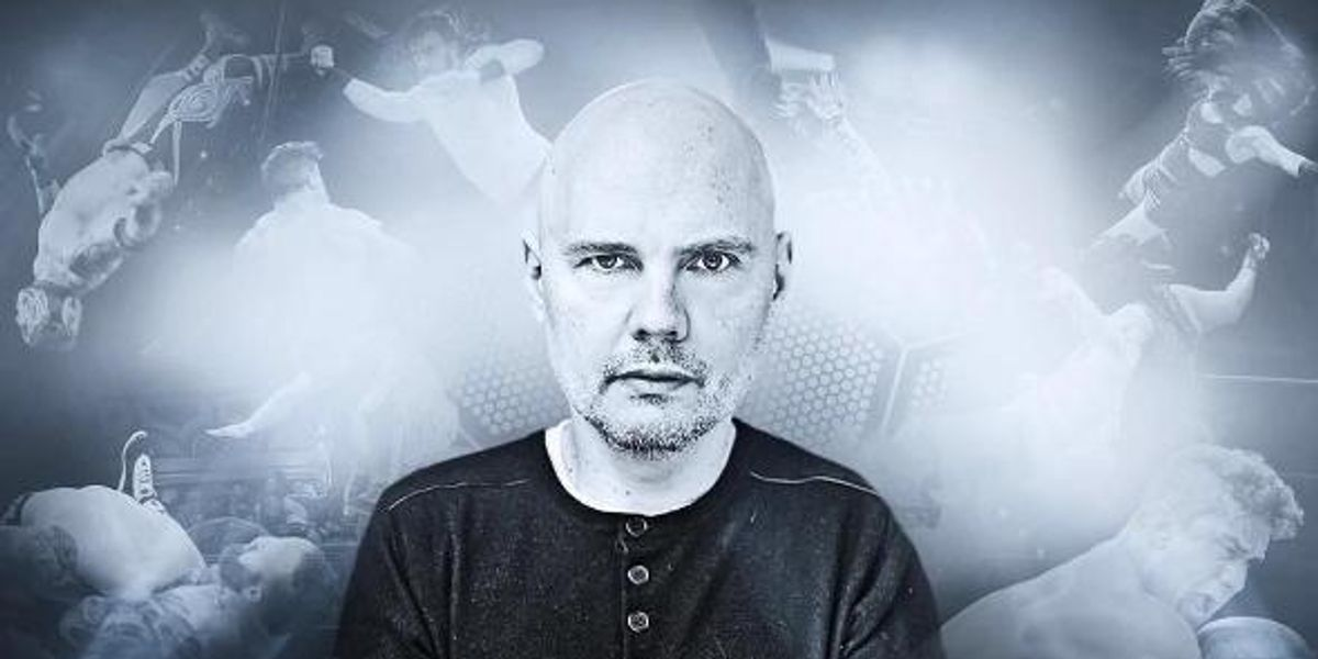 Billy Corgan Is Now The President Of A Pro Wrestling Company