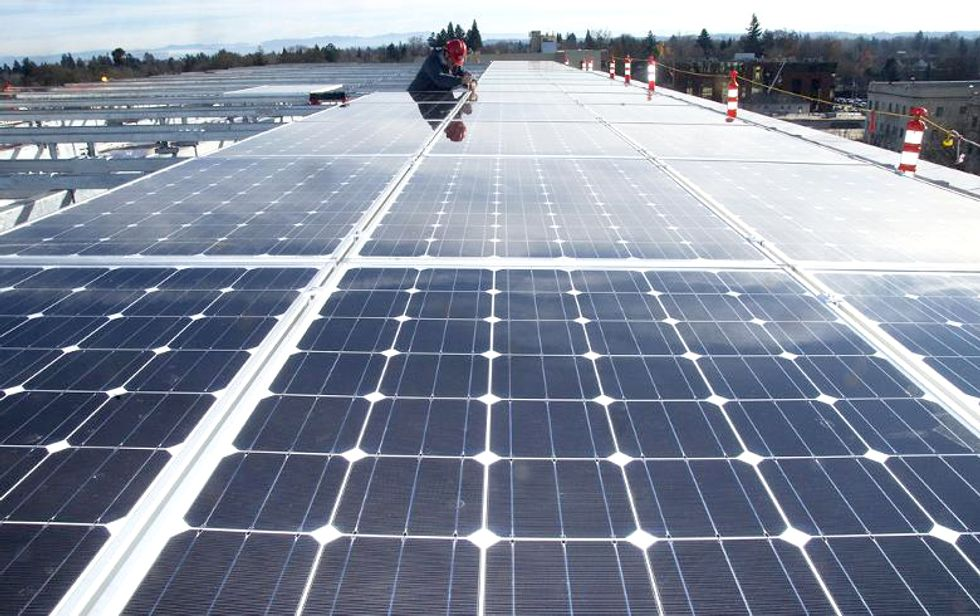 Oregon: Switching From Coal to Renewable Energy Is a Bargain